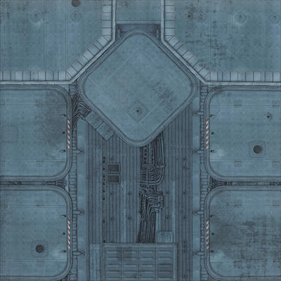 4'x4' G-Mat: Imperial Base