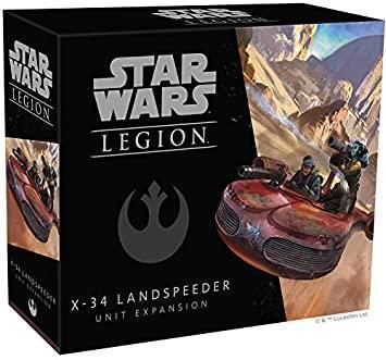 Star Wars Legion: X-34 Landspeeder