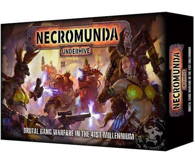 Necromunda: Underhive Set (ENG)