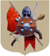 By Fire and Sword: Kalkan shields