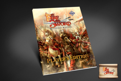 Fire and Sword Rulebook Gamers Edition