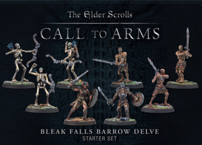 Elder Scrolls: Call to Arms - Bleak Falls Barrow (plastic)
