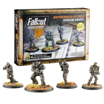 Fallout WW - Brotherhood of Steel Frontline