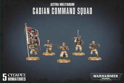 AM: CADIAN COMMAND SQUAD