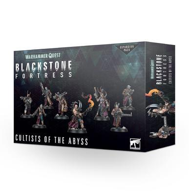 BLACKSTONE: CULTISTS OF THE ABYSS