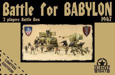 Dust Battle of Babylon Starter