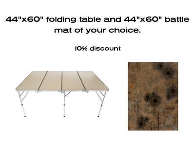 """44""""x60"""" G-Board Deal: including 44""""x60"""" mat -10%"""