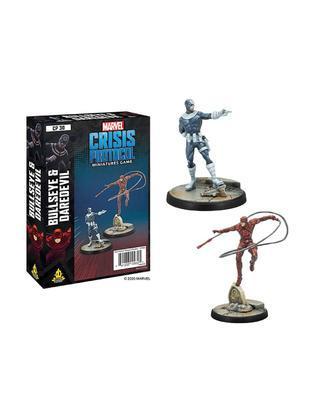 Marvel Crisis Protocol: Bullseye and Daredevil - EN