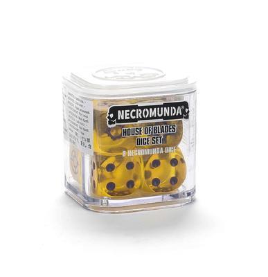 Necromunda: House of blades dice