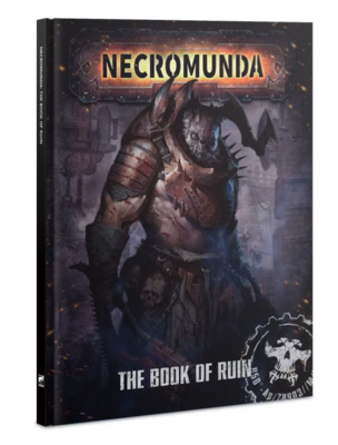 NECROMUNDA: THE BOOK OF RUIN ENG