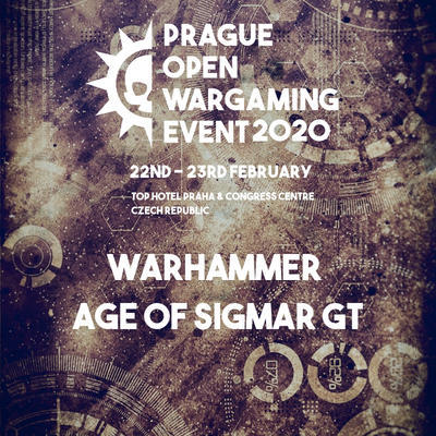 Warhammer Age of Sigmar GT 2020 pass