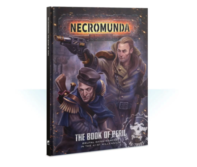 Necromunda: Book of Peril ENG