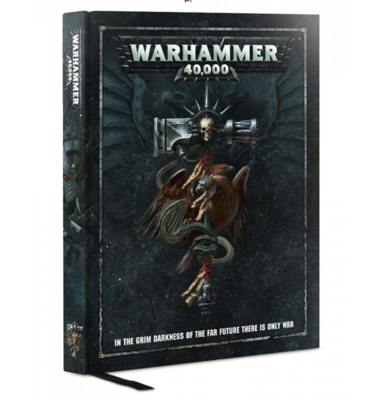 WARHAMMER 40000 RULEBOOK (ENGLISH)