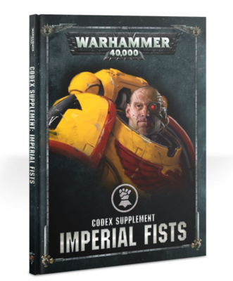 CODEX: IMPERIAL FISTS (ENG)