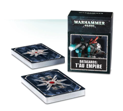 DATACARDS : TAU EMPIRE