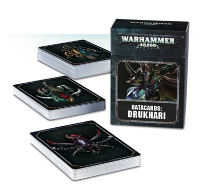 DATACARDS: 8th DRUKHARI