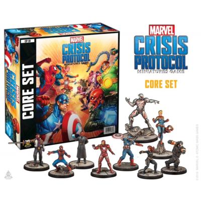 Marvel Crisis Protocol: Core Set - ENG