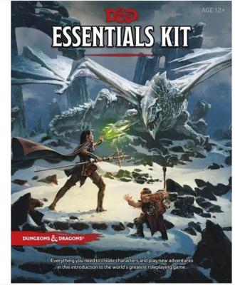 Dungeons & Dragons Essentials Kit - EN
