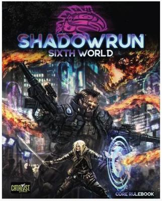 Shadowrun Sixth World Edition - EN