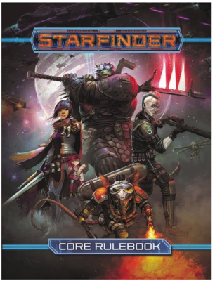 Starfinder Core Rulebook - EN