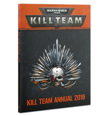 KILL TEAM: ANNUAL 2019 ENG