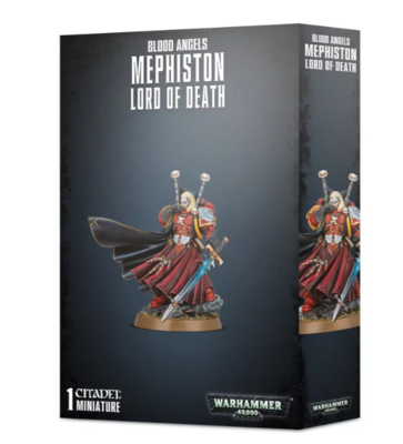 MEPHISTON LORD OF DEATH