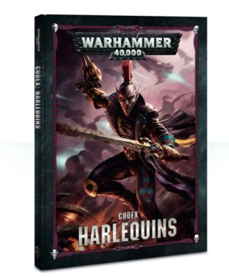 CODEX: HARLEQUINS ENG