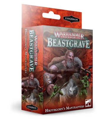 WHU: HROTHGORN'S MANTRAPPERS ENG