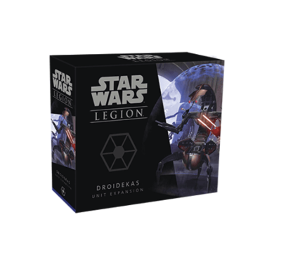 Star Wars Legion: Droidekas Unit Expansion