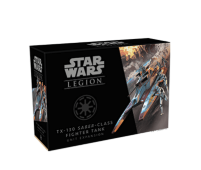 Star Wars Legion: TX-130 SABER-CLASS FIGHTER TANK Expansion