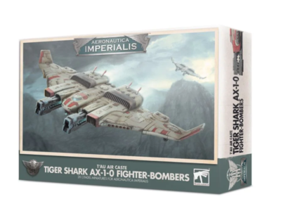 A/I:T'AU TIGER SHARK AX-1.0 FIGHTER-BOMB