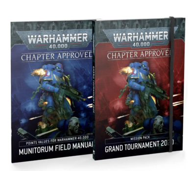 WH40K: CHAPTER APPROVED 2020 (ENGLISH)