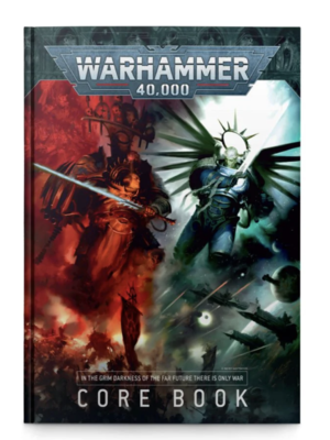 WARHAMMER 40000: CORE BOOK (EN)