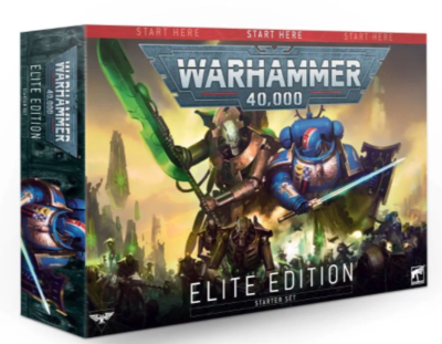 WARHAMMER 40000 ELITE EDITION (ENG)