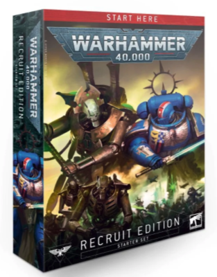 WARHAMMER 40000: RECRUIT EDITION (ENG)
