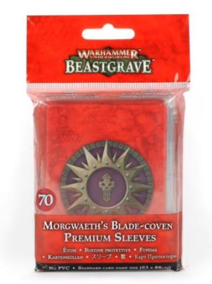 WHU: MORGWAETH'S BLADE-COVEN CRD SLEEVES
