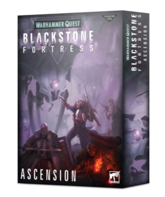 BLACKSTONE FORTRESS: ASCENSION (ENG)