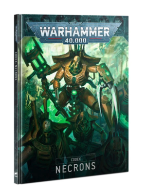 CODEX: 9th ed. NECRONS (ENG)