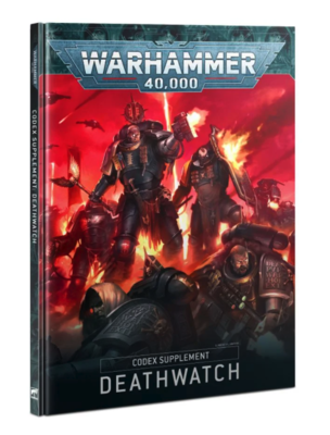 CODEX: DEATHWATCH (ENG)