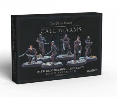 Elder Scrolls: Dark Brotherhood Aspirants