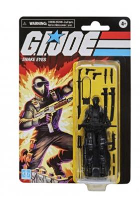 G.I.JOE 9,5 cm SNAKE EYES