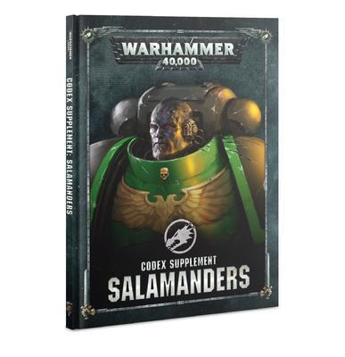 CODEX: SALAMANDERS (ENG)