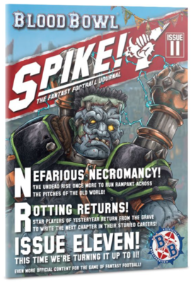 BLOOD BOWL SPIKE! JOURNAL ISSUE 11