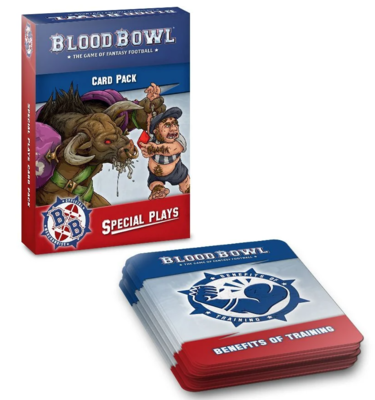 BLOOD BOWL: SPECIAL PLAYS CARDS