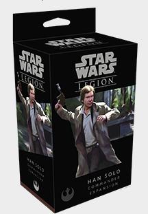 Star Wars Legion: Han Solo Commander - EN