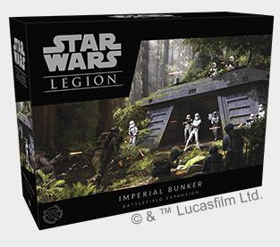 Star Wars Legion: Imperial Bunker Battlefield - EN