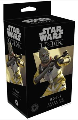 Star Wars Legion: Bossk Operative