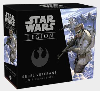 Star Wars Legion: Rebel Veterans