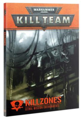 KILL TEAM: KILLZONES (ENG)