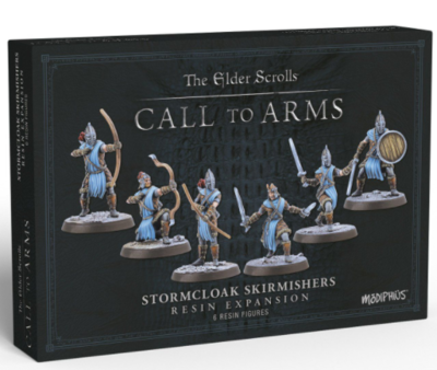 Elder Scrolls Call To Arms Stormcloak Skirmishers